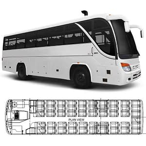 33 SEATER BUSES FOR HIRE Nairobi Bus Hire
