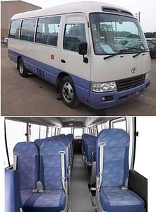 25 seater shuttle bus - Nairobi Bus Hire