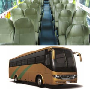 33 SEATER BUSES FOR HIRE - Nairobi Bus Hire